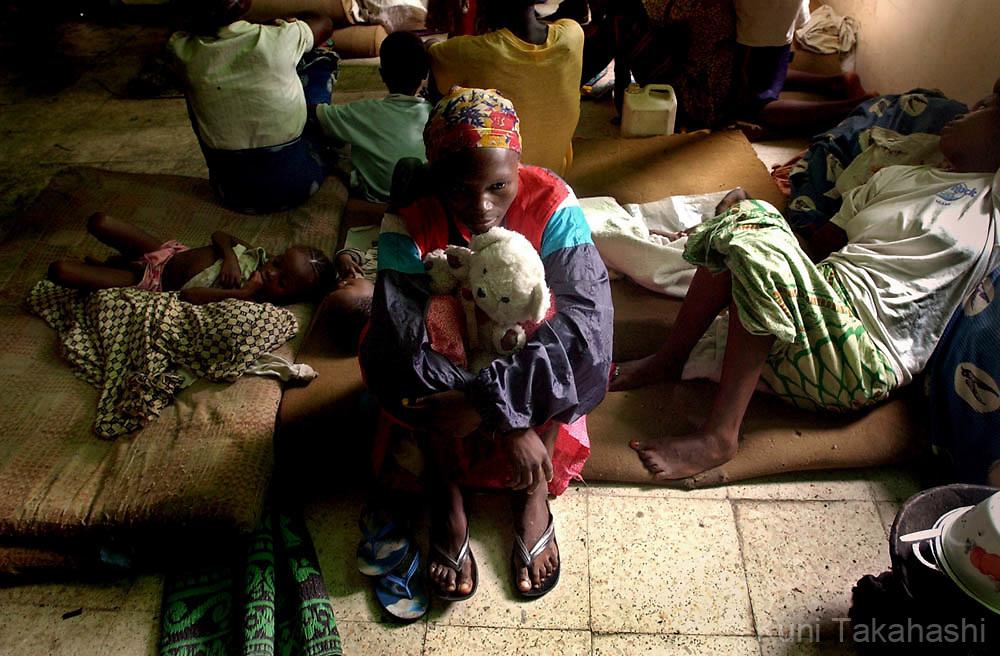 Liberia civil war 2003