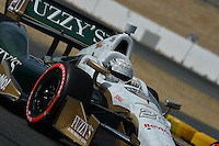 Ed Carpenter, GoPro Indy Grand Prix of Sonoma, Infineon Raceway, Sonoma, CA USA 08/25/13