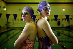 St. Michael's Swimming Sisters