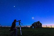Observers, Star Parties & Telescopes