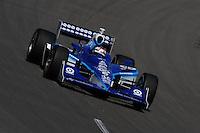 Dario Franchitti, Iowa Corn Indy 250, Iowa Speedway, Newton, IA USA 22/6/08,