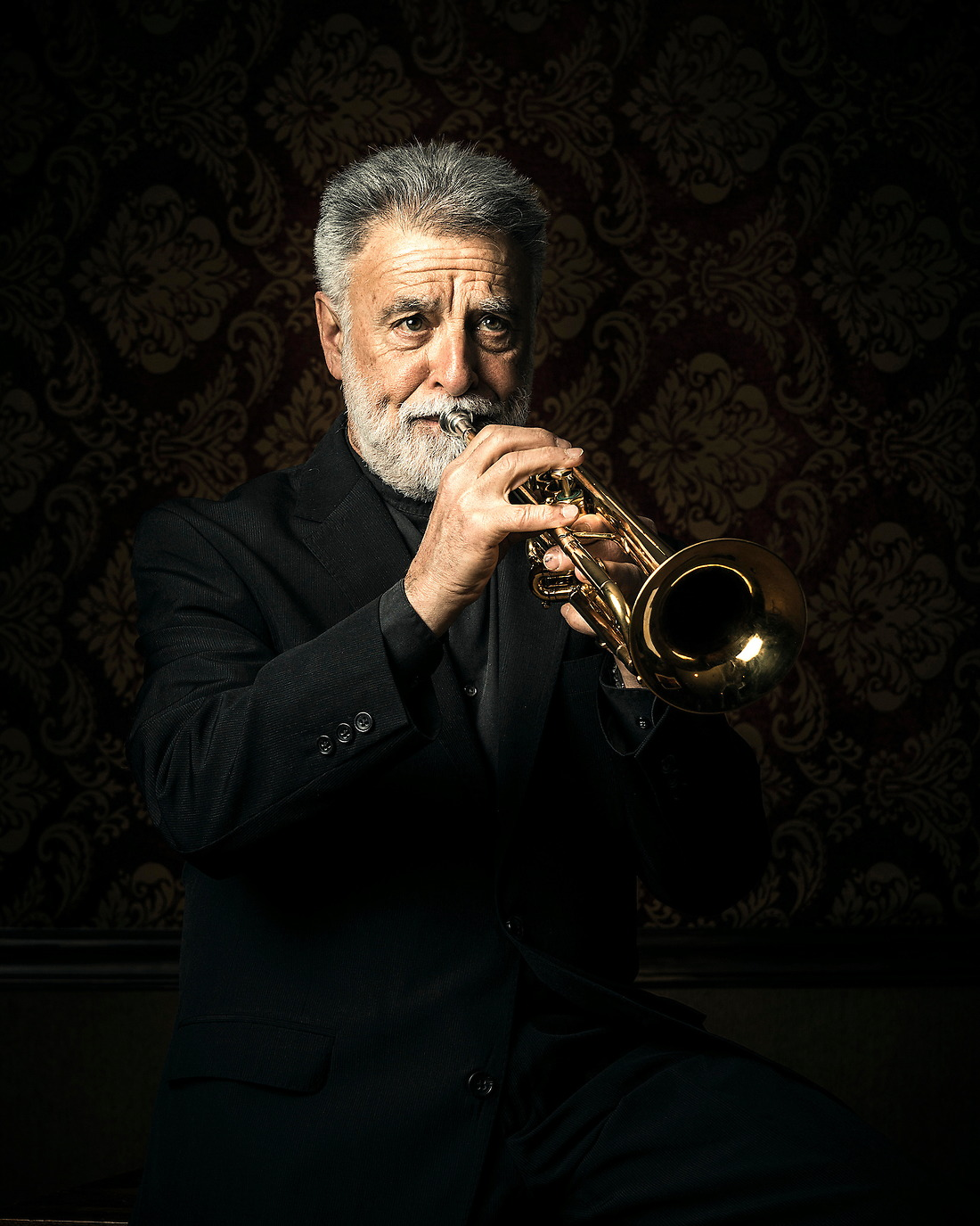 Marvin Stamm International Jazz Trumpet Soloist / Clinician. — © Jeremy Lock/