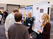 Students and faculty from Northwest schools gathered for the annual Murdock Conference hosted by Gonzaga. (Photo by Edward Bell)