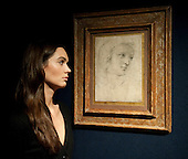 Raphael drawing at Christie's