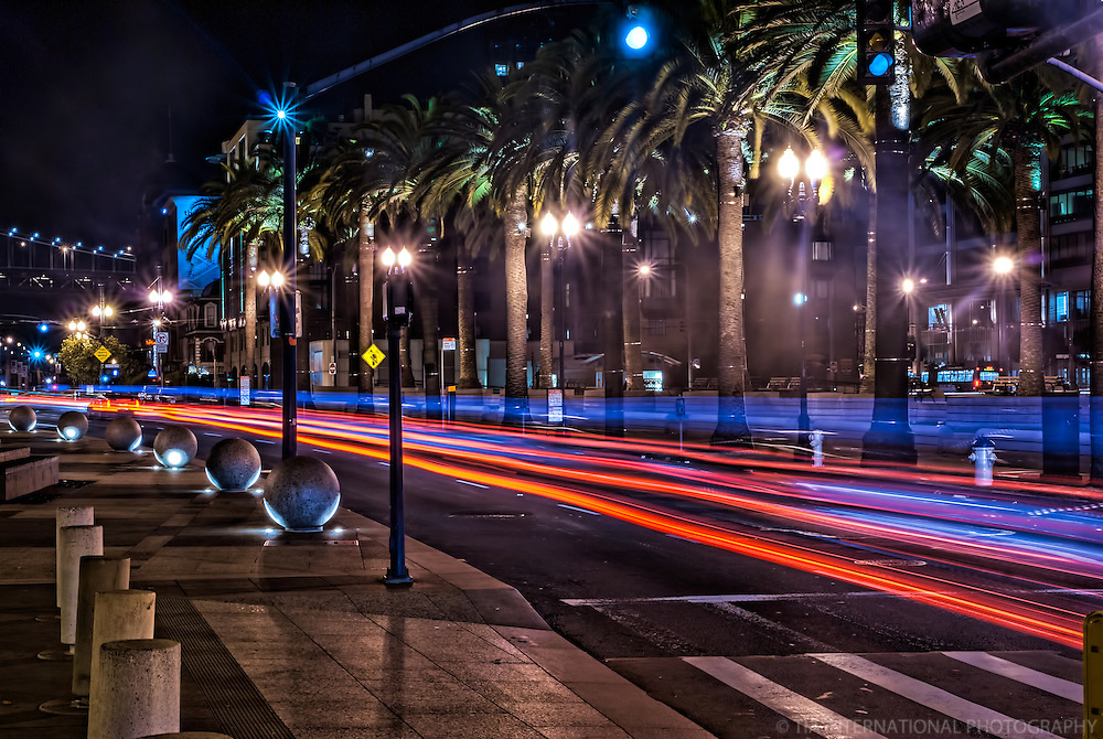 Embarcadero @ Night