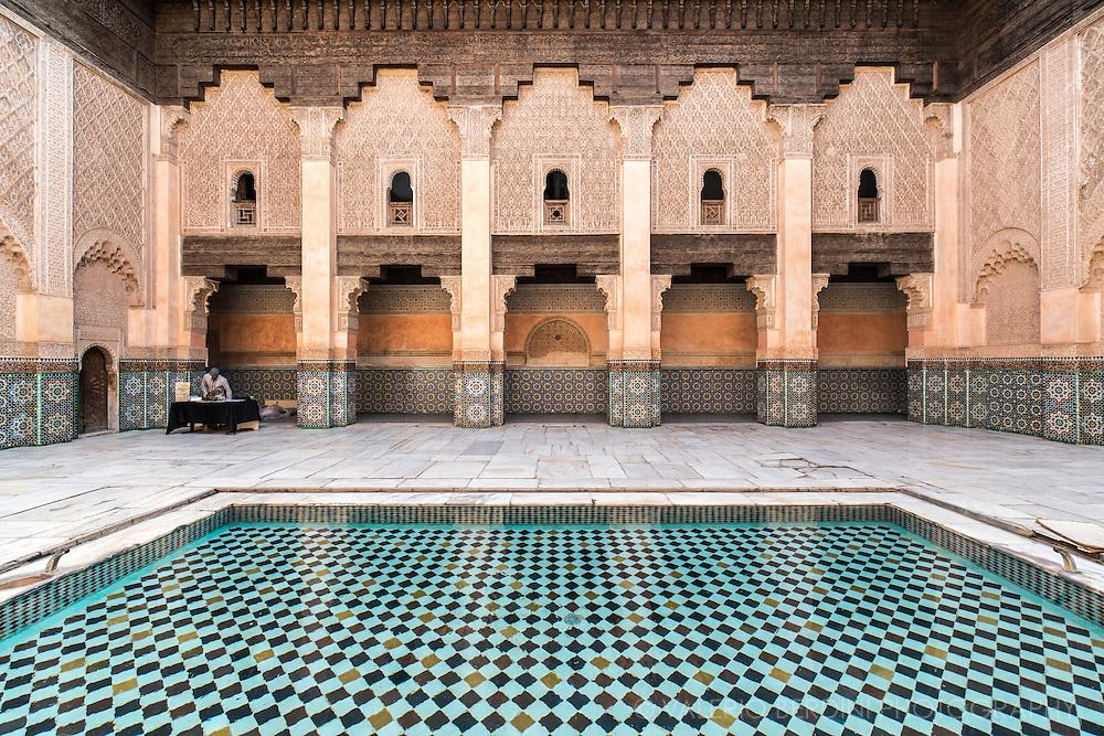 Imagen Madrasas Arquitectura Islámica Old City New People 19