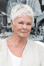 APR 10 2014 Judi Dench - photocall
