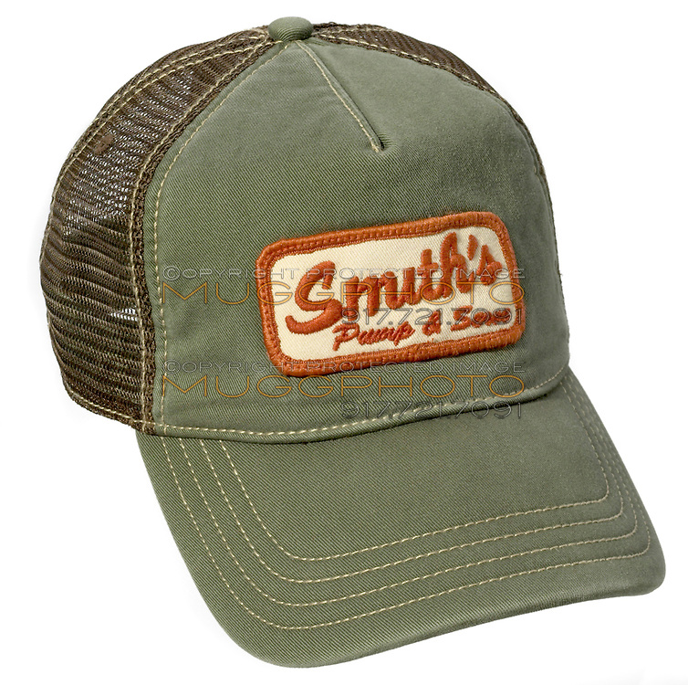 smith's pump and serve trucker hat