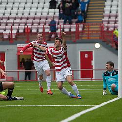 Hamilton 2 v 0 Falkirk, Scottish Championship