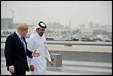 APR 21 2013 Boris Johnson Doha Tour Day 3