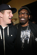 l to r: Michael Rappaport and Charlie Murphy at Mind, Body, Soul: A Benefit Concert For Diabetes Awareness presented Heavy Sound and Okay Player on January 20, 2010 held at The Knitting Fatctory in Brooklyn, New York. Terrence Jennings/Retna, Ltd