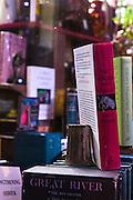 Paul's Book Store, Madison, Wisconsin. Window display.