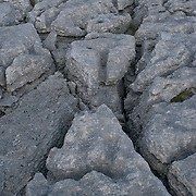 Natural Limestone Pavement at Hutton Roof, Cumbria UK