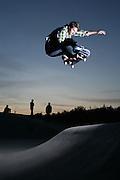 WASILLA, ALASKA - 2008: Brent Tumbleson.