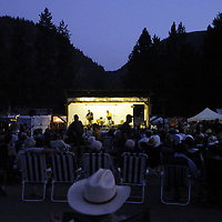 Yellowpine, ID harmonica festival