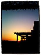 Beautiful sunset in Cabo San Lucas, Baja California Sur.