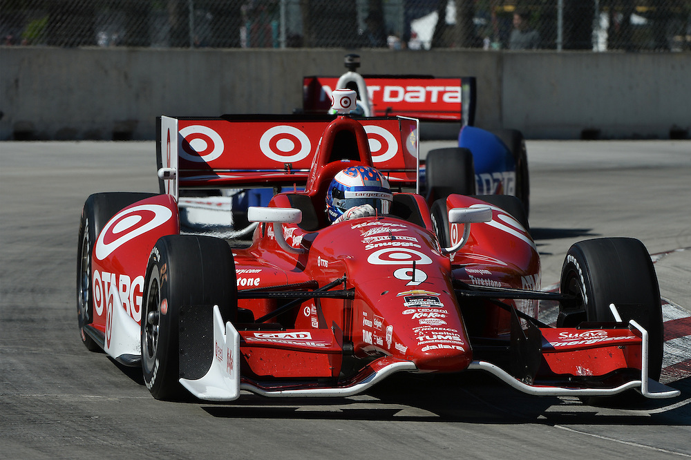 Scott Dixon, The Raceway at Belle Isle Park, Detroit, MI USA 6/1/2014
