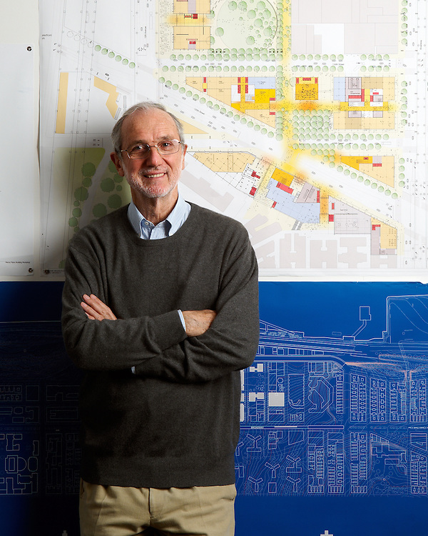 Renzo Piano, architect