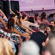 The annual Ignatian Gala on Thursday, April 14, 2016 held in the Hemmingson Ballroom. (Photo by Ryan Sullivan)