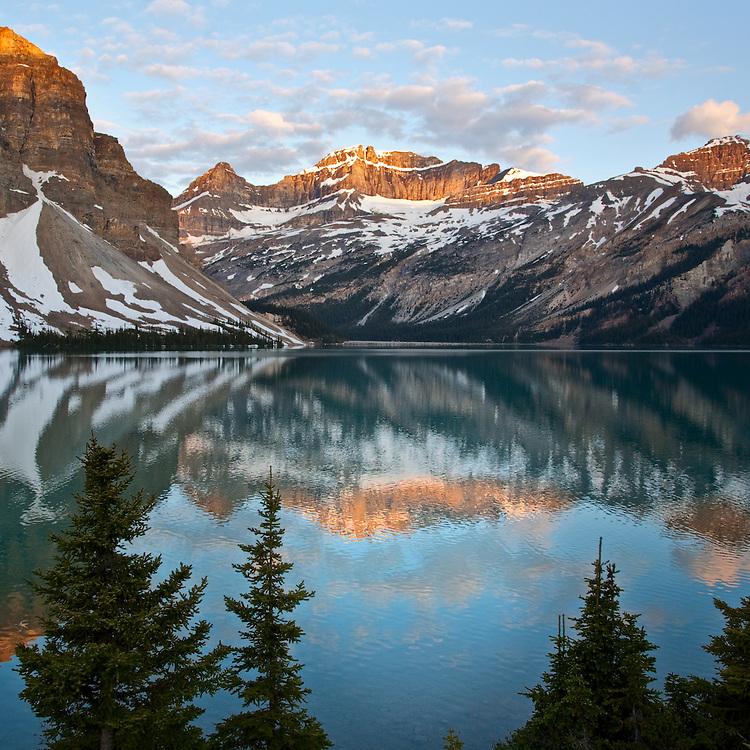 4766 BF  ~ Peytoe Lake in Banff / Jasper area