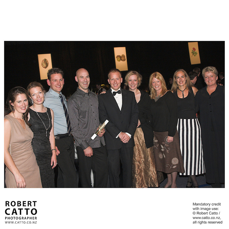 The Wellington Region Gold Awards (in association with the Dominion Post) are an annual celebration of the area's most successful businesses.  Winners this year included the Malaghan Institute (Discovering Gold), Radiola Aerospace (Emerging Gold), the World Mountain Running Championships (Event Gold), Serco Project Engineering (Generating Gold), Icebreaker (Global Gold), Hutt Valley DHB (ACC Thinksafe Workplace Safety Award), Terralink International (Cyber Gold), La Bella Italia (Vibrant Gold), Park Road Post (Creative Gold) and Mana Coach Services (Supporting Gold).  The Supreme Award went to Icebreaker NZ Ltd.