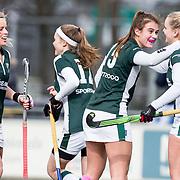 Cartouche - Alphen Dames 1 Hockey