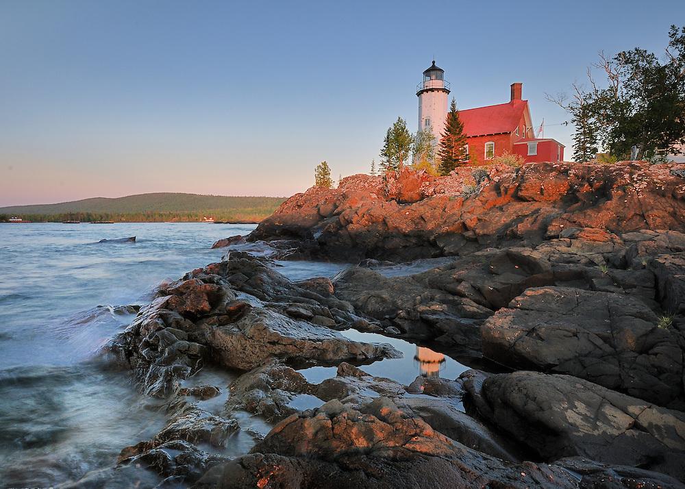 Keweenaw Peninsula,<br /> Michigan's Upper Peninsula