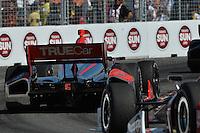 Sebastien Bourdais, Honda Indy Toronto, Streets of Toronto, Toronto, Ontario CAN 07/13/13