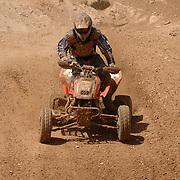 2006 ITP Quadcross Round 3, Race 7 at ACP in Buckeye, Arizona.