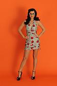 6/17/2010 - Katy Perry Portriats - Toronto
