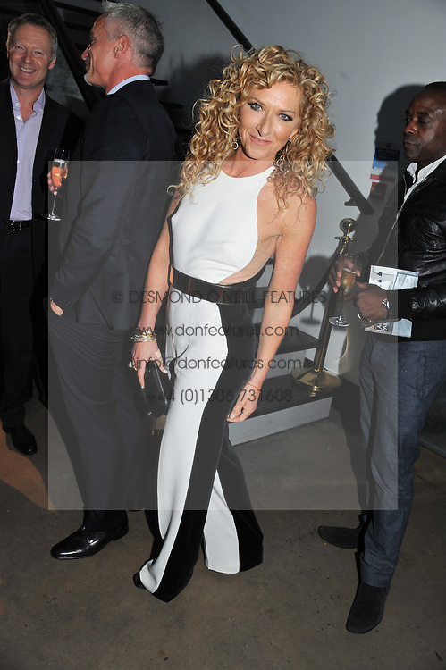 KELLY HOPPEN at a party to celebrate the Kelly Hoppen and Smallbone kitchen range held at The Collection, 264 Brompton Road, London on 24th September 2012.