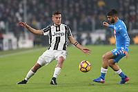 can - 28.02.2017 - Torino - Coppa Italia Tim  -  Juventus-Napoli nella  foto: Paulo Dybala