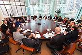 CEO Roundtable at HSBC