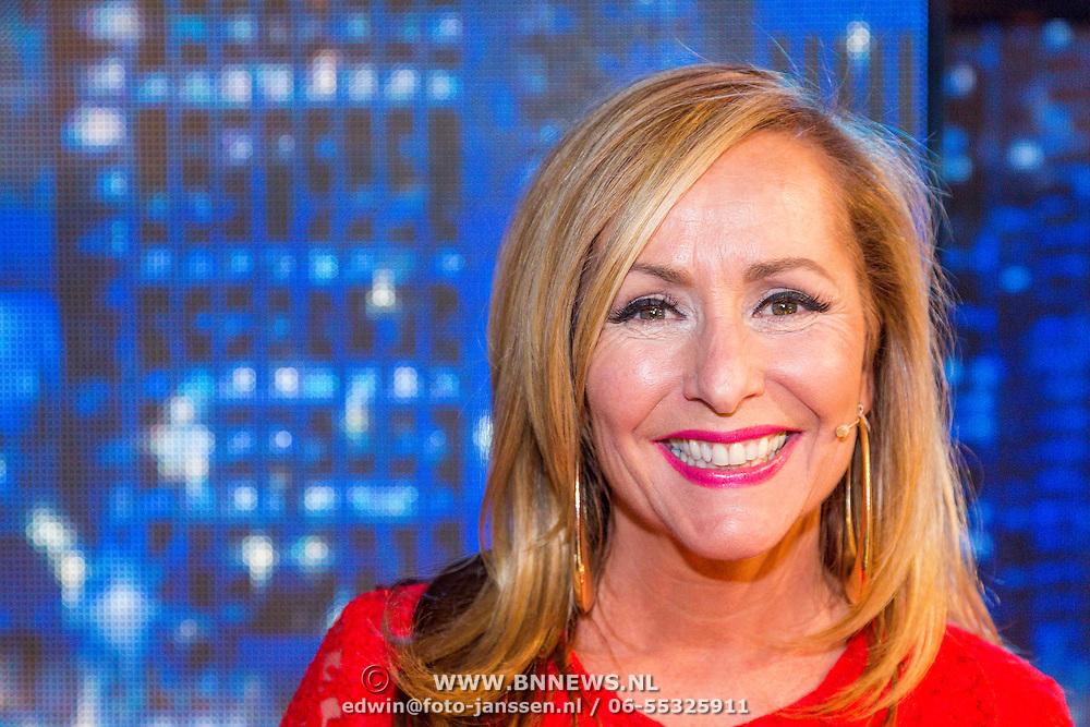 NLD/Hilversum/20130706 - Finale X-Factor 2013, jurylid Angela Groothuizen