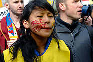 Free Tibet Demo 23.3.08