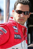 Helio Castroneves at St. Petersburg, Honda Grand Prix of St. Petersburg, April 3, 2005