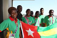 Team Togo at London 2012