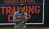 Toronto Raptors Training Camp Vancouver 2015