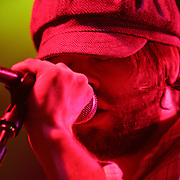 The Black Angels perform during the first day of the 2007 Bonnaroo Music & Arts Festival on June 14, 2006 in Manchester, Tennessee. The four-day music festival features a variety of musical acts, arts and comedians..Photo by Bryan Rinnert