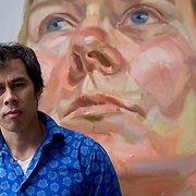 Tai-Shan Schierenberg, portrait painter, London