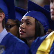 Alexis I. duPont High School graduates participate in annual duPont High School commencement exercise Saturday, June 06, 2015, at The Bob Carpenter Sports Convocation Center in Newark, Delaware.