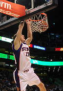 NBA: Phoenix Suns vs Minnesota Timberwolves//20100316