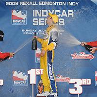 2009 INDYCAR RACING EDMONTON