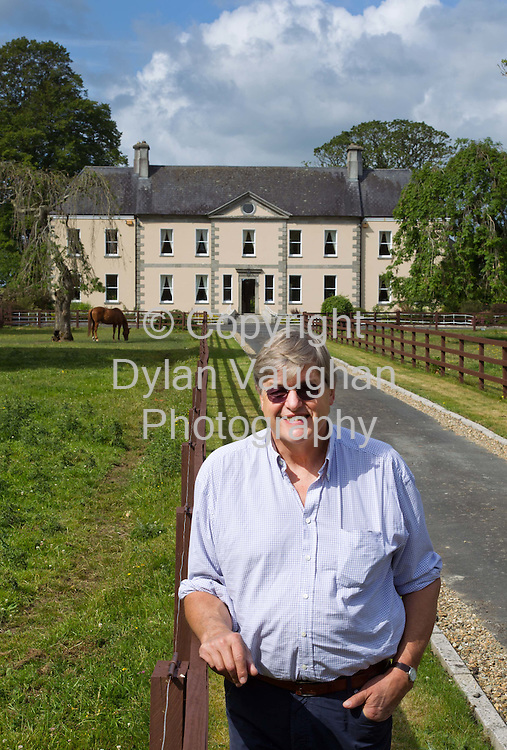 16/6/2011.Christopher Bielenberg pictured at Sandbrook House near Ballon County Carlow..Picture Dylan Vaughan.