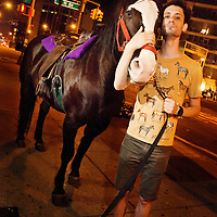 "July 23, 2011 - Adam Newman CD Release Party - ""Not for Horses"" - Creek & The Cave"