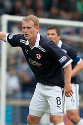 Raith Rovers Allan Walker..Raith Rovers 1 v 0 Falkirk, 6th August 2011..©Pic : Michael Schofield.