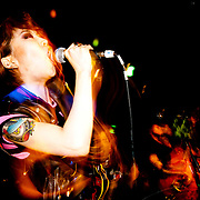 Velvet Geena of the Rock Tigers