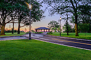 Branch Brook Park is a county park of Essex County, Newark, New Jersey designed by Frederick Law Olmsted