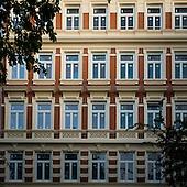 SAGA Das (fast) leerste Haus Oelkersallee