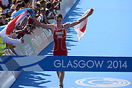 Glasgow2014 Day 1 24 July - Triathlon Men